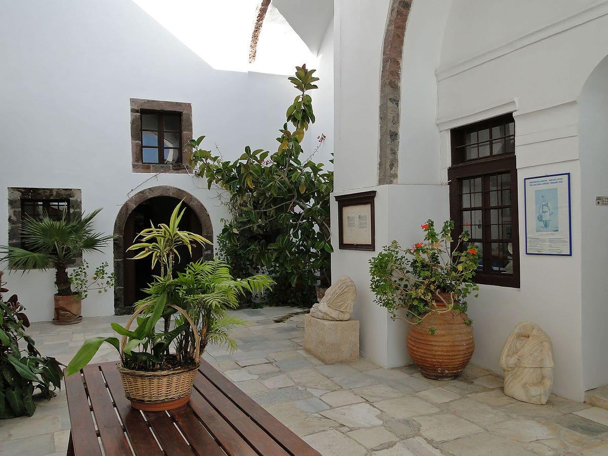 Les musées à visiter à Santorin