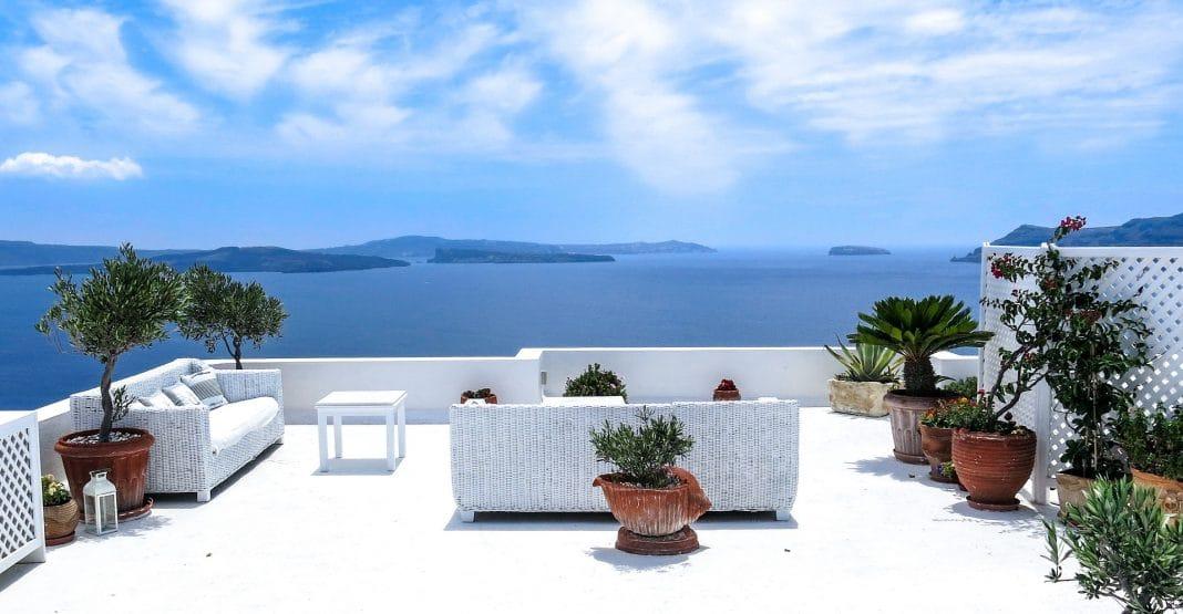 Les meilleurs hôtels à Santorin