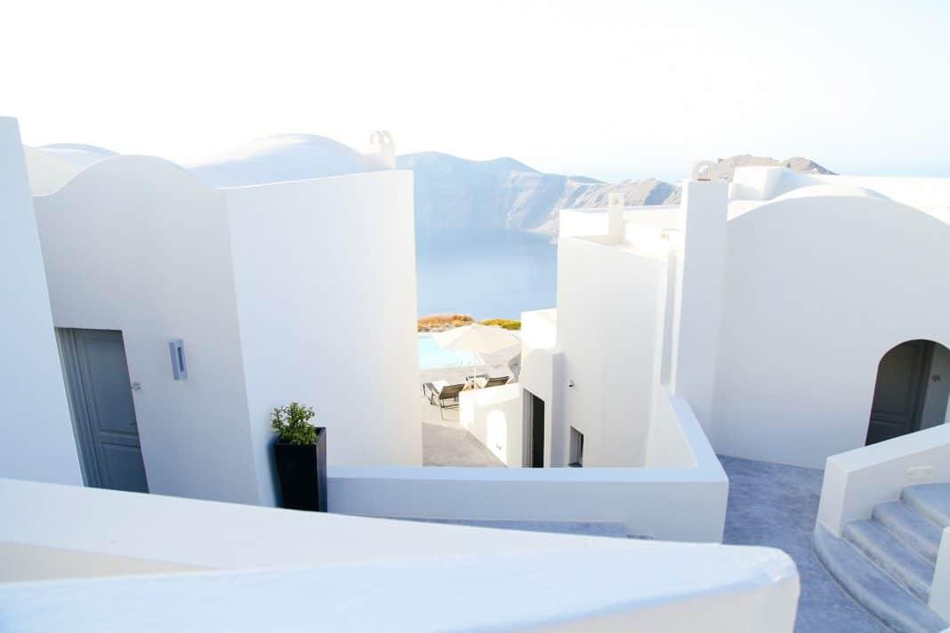 Les meilleurs hôtels à Santorin pas cher