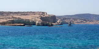 Les plus petites îles des Cyclades