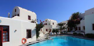 Les plus beaux hôtels de luxe de Santorin