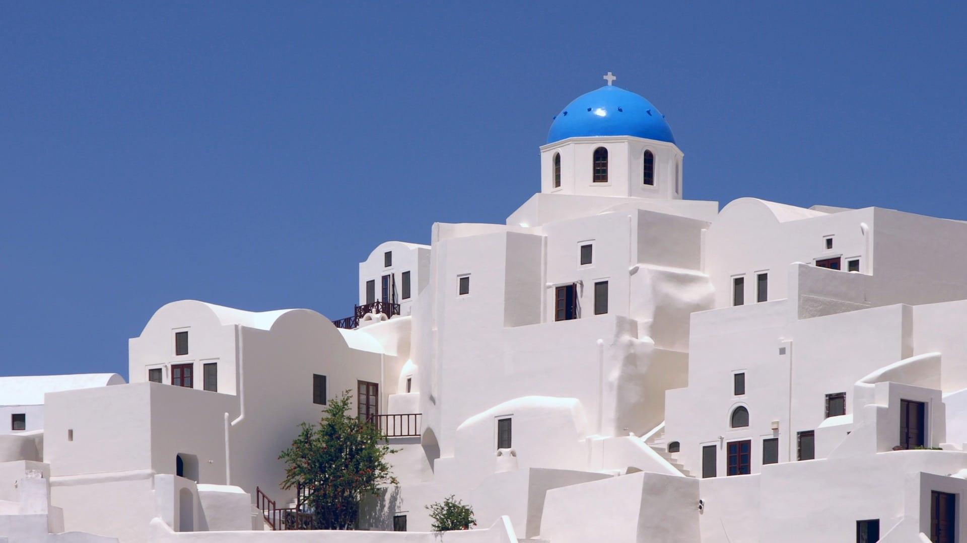 Séjourner à Santorin : choisir un hôtel, une location ou un appart'hôtel ?