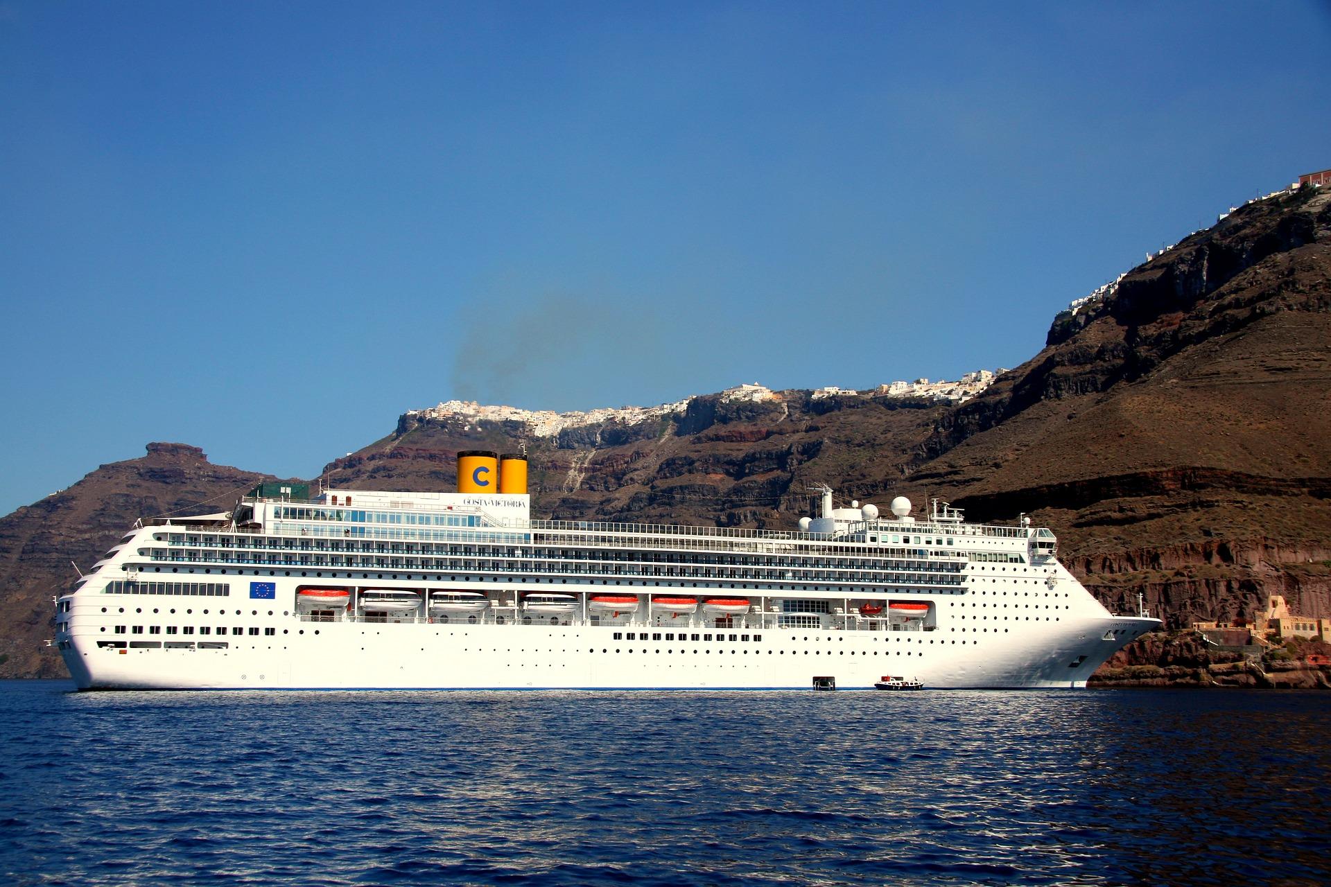 Une croisière à Santorin avec Costa Croisières