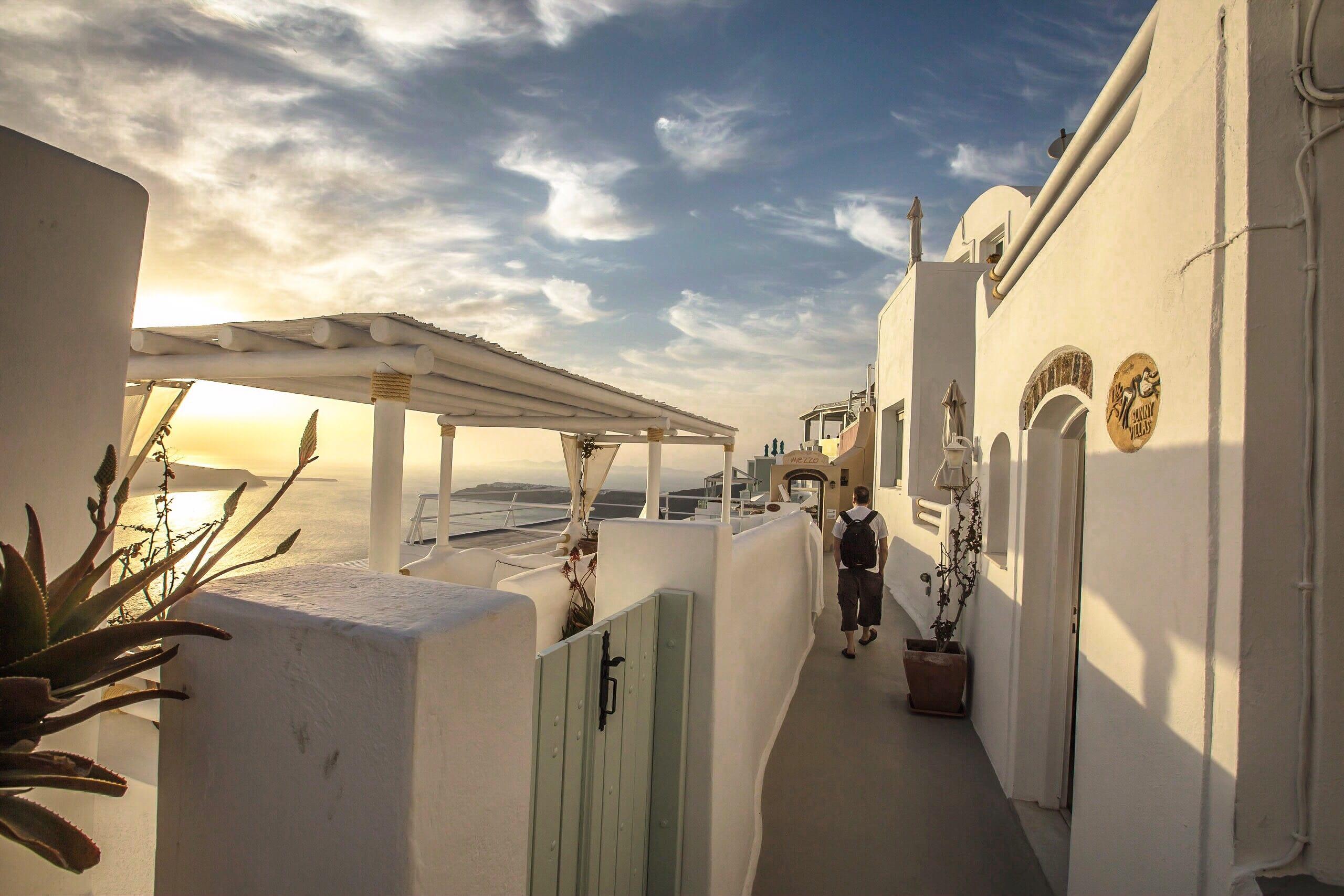 Découvrez une sélection des meilleurs hôtels à Imerovigli
