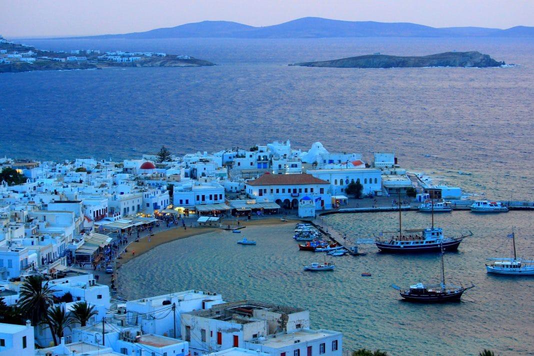 Mykonos : au cœur des Cyclades