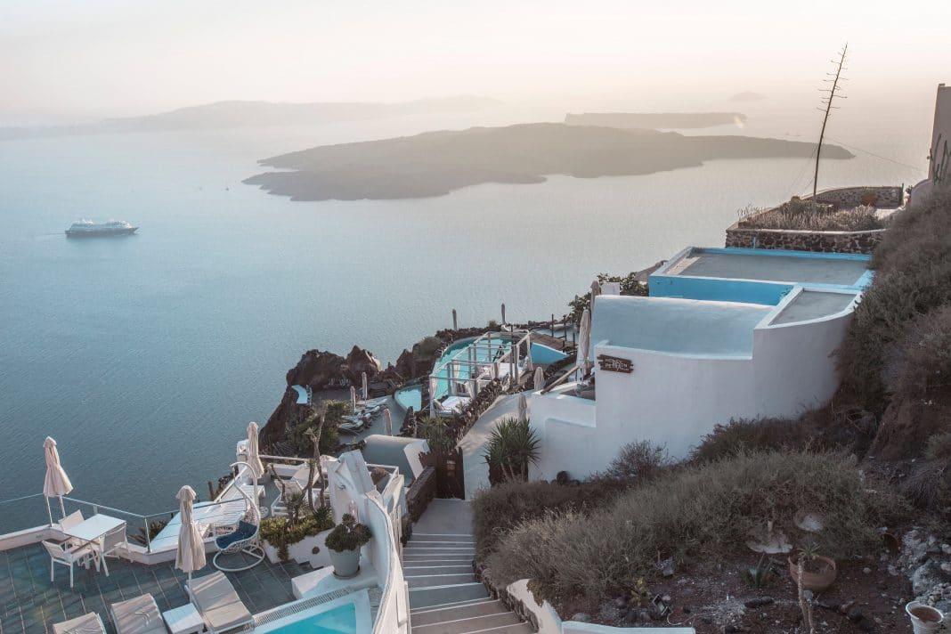 Les meilleurs Hôtels à Imerovigli