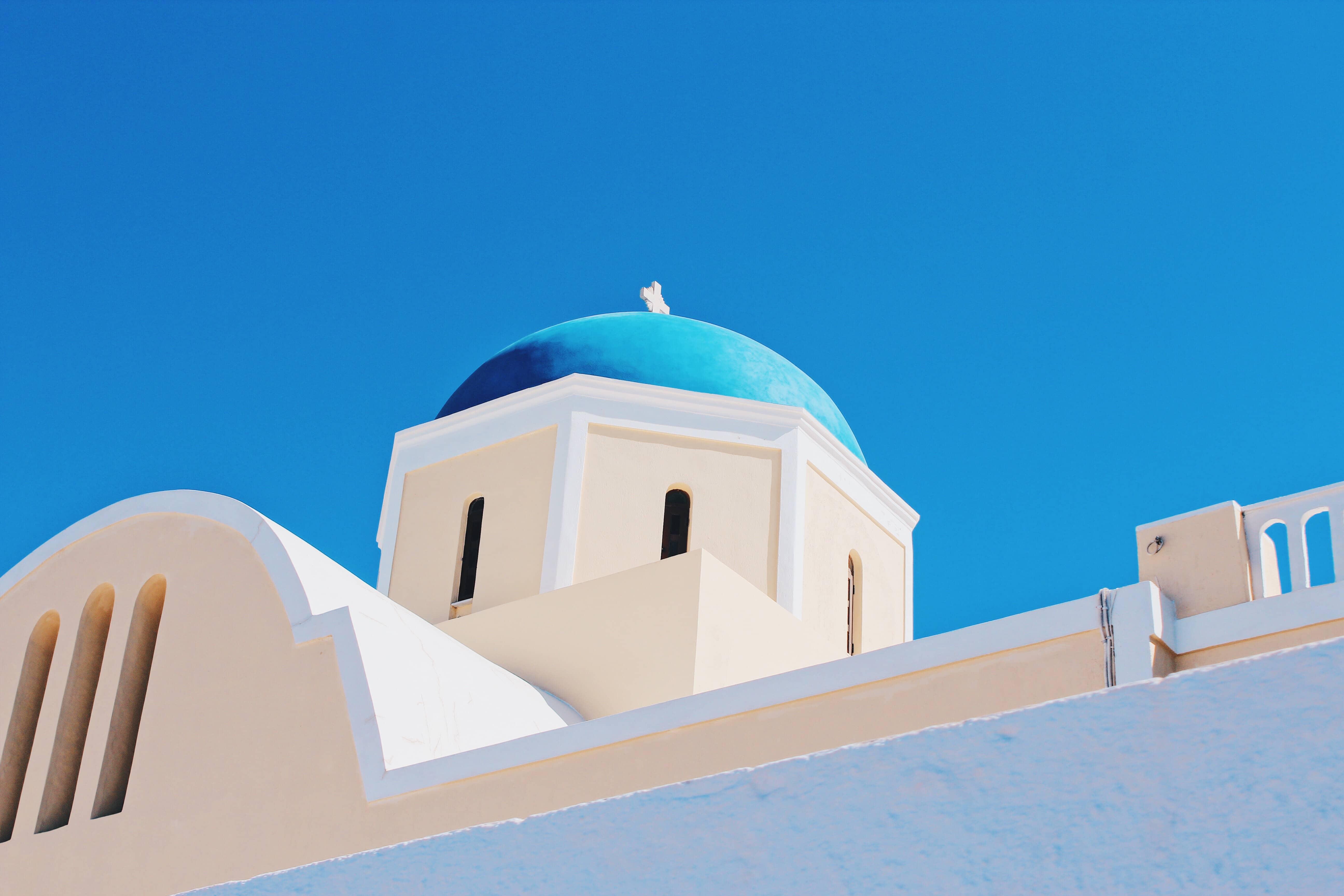 Les plus belles églises de Santorin