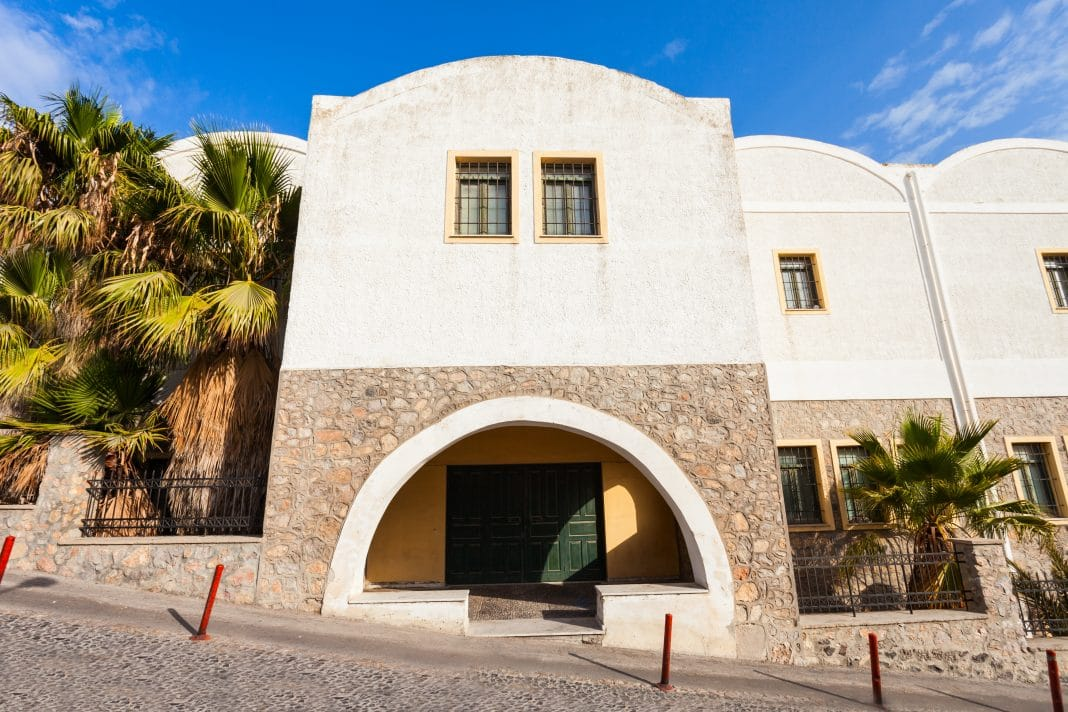 Musée préhistorique de Théra