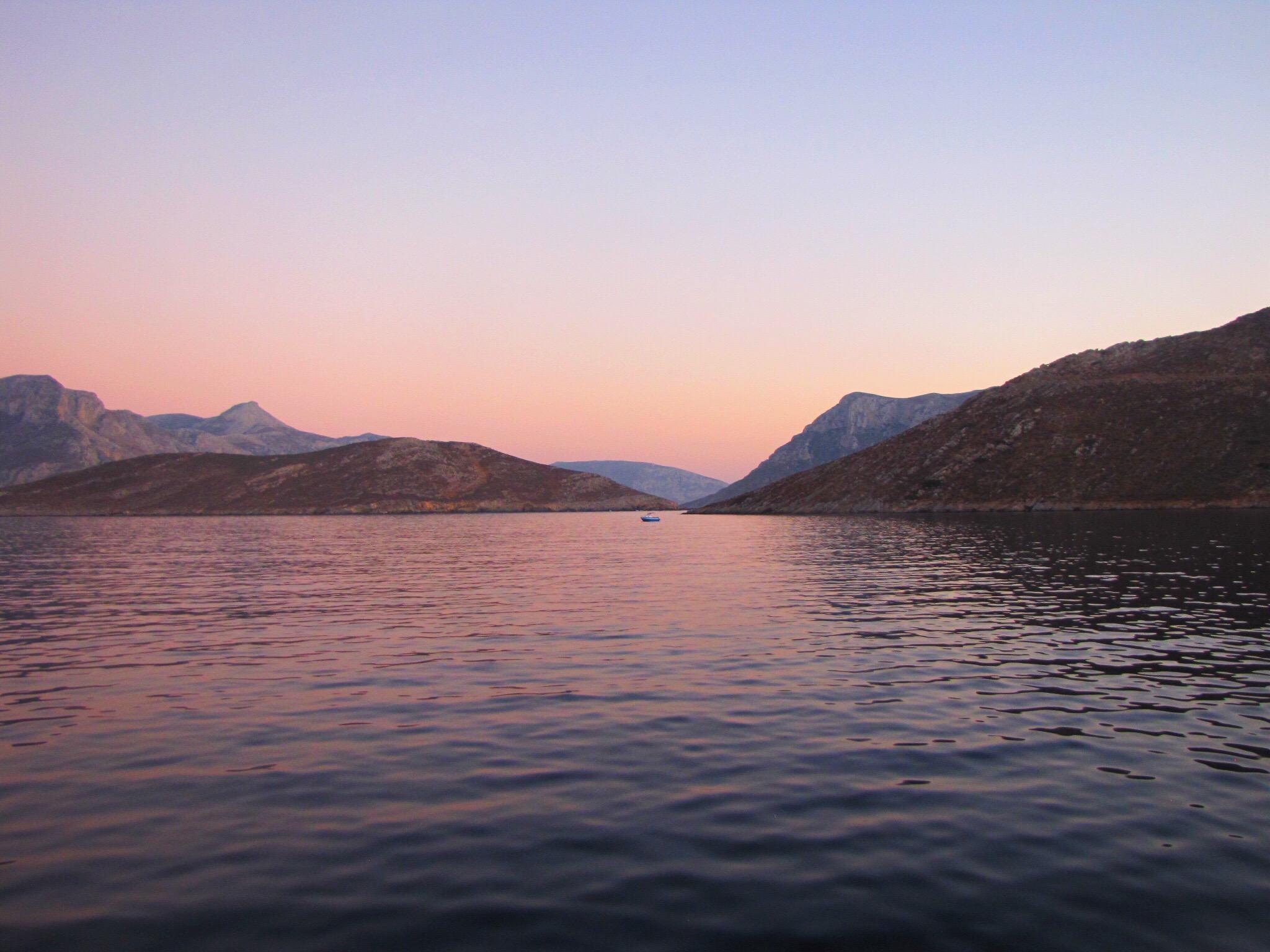 Partez à la découverte de la mer Égée