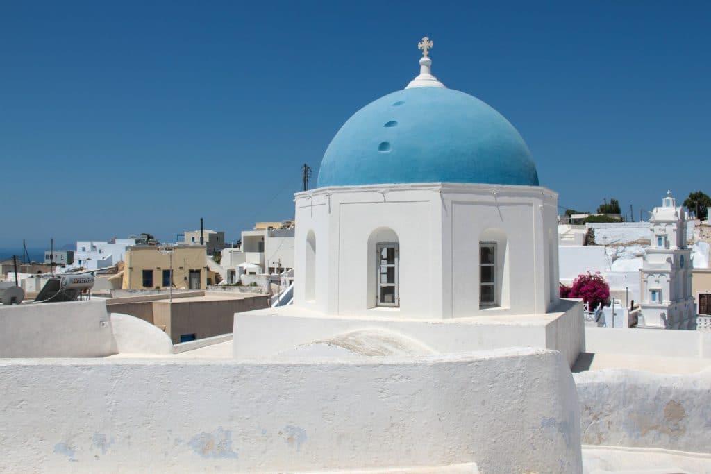 Découvrez une sélection des meilleurs hôtels à Akrotiri