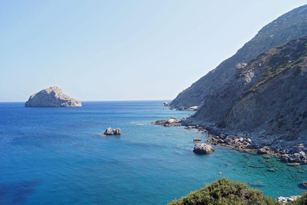Découvrir l'île d'Amorgos