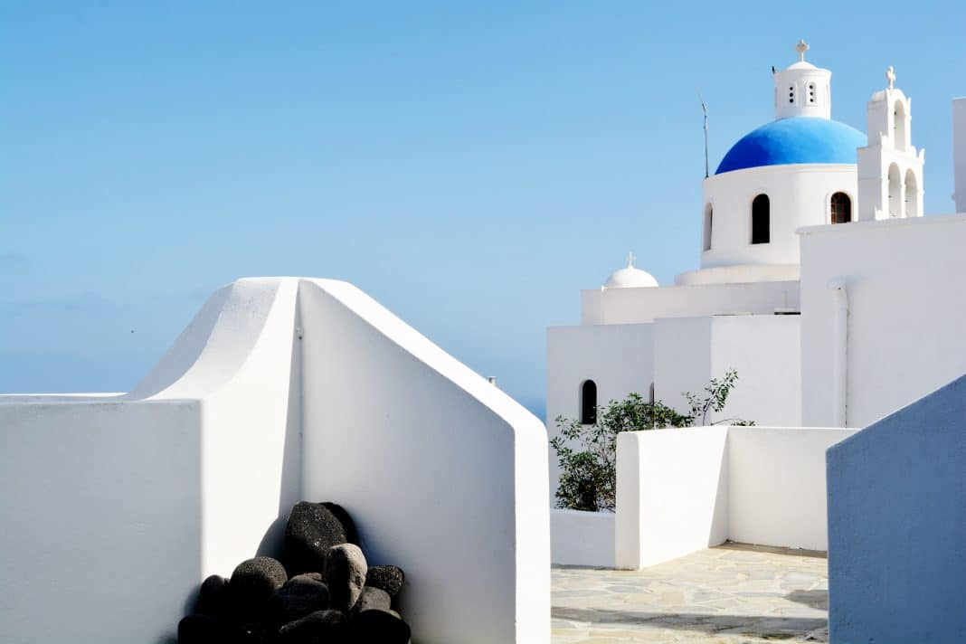 Où prendre les plus belles photos à Santorin ?