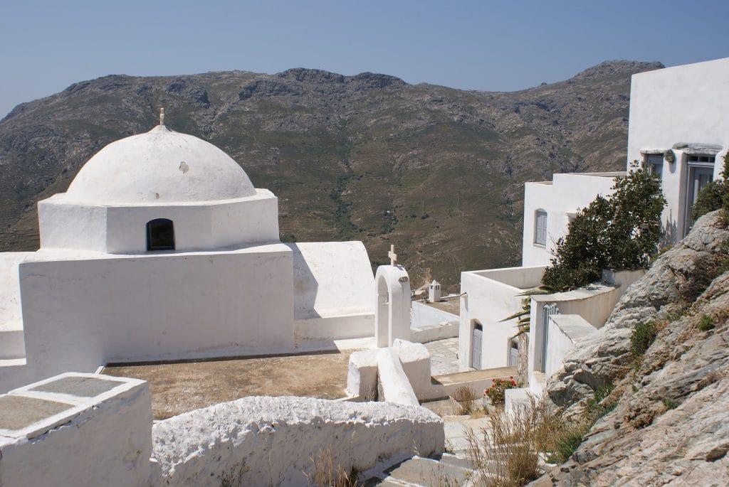 Que peut-on faire sur l'île de Sérifos ?