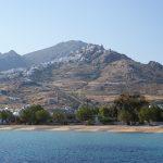 L'île de Sérifos dans les Cyclades
