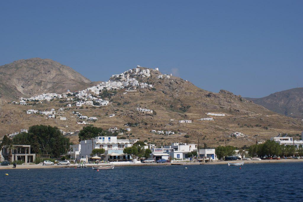 Partir à la découverte des paysages de Sérifos
