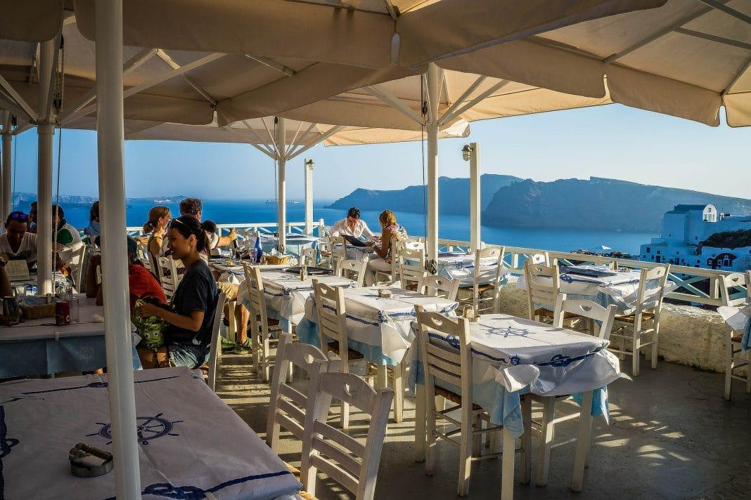 Où manger à Santorin ?
