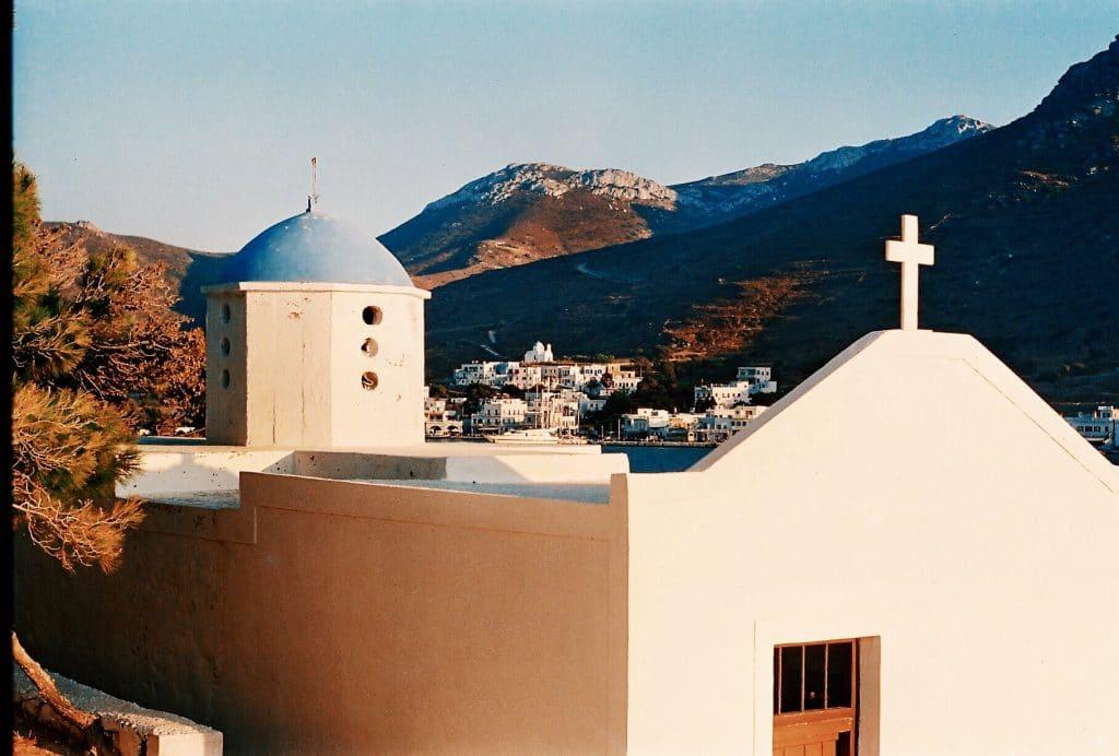 Que faut-il voir à Amorgos ?